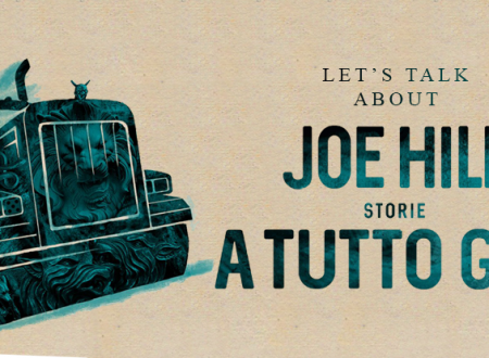 Let's talk about: A tutto gas di Joe Hill (Sperling & Kupfer)