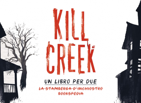 Un libro per due: Kill Creek di Scott Thomas (Rizzoli)