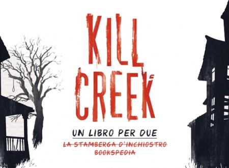 Un libro per due: Kill Creek di Scott Thomas (Rizzoli)
