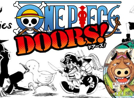 Inku Stories #50: One piece. Doors! Vol. 1 (Edizioni Star Comics)