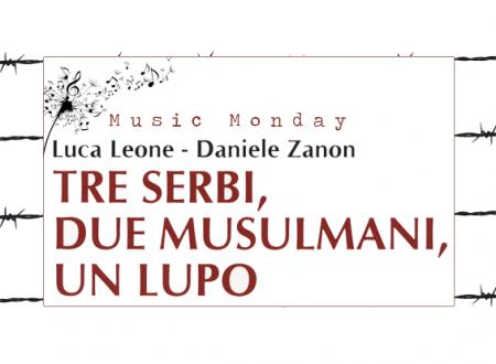 Music monday: Tre serbi, due musulmani, un lupo (Infinito Edizioni)