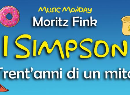 Music Monday: I Simpson. Trent'anni di un mito di Moritz Fink