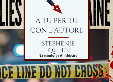 A tu per tu con Stephenie Queen