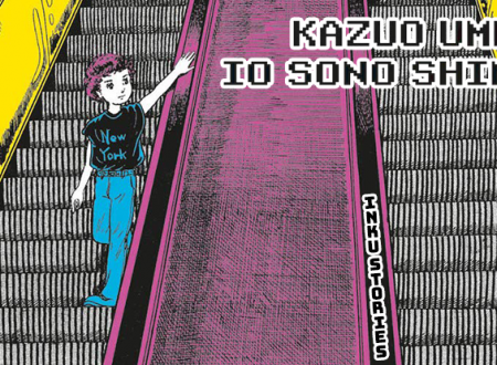Inku Stories #51: Io sono Shingo vol. 1 di Kazuo Umezz (Edizioni Star Comics)