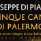 Music Monday: I cinque canti di Palermo di Giuseppe Di Piazza