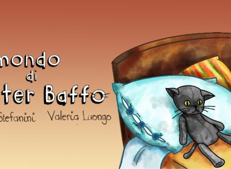 Close-Up #28: Il Mondo di Mister Baffo di Giulia Stefanini e Valeria Luongo