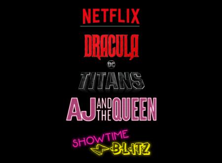 Showtime blitz: Dracula, Titans e AJ and the Queen (Netflix)