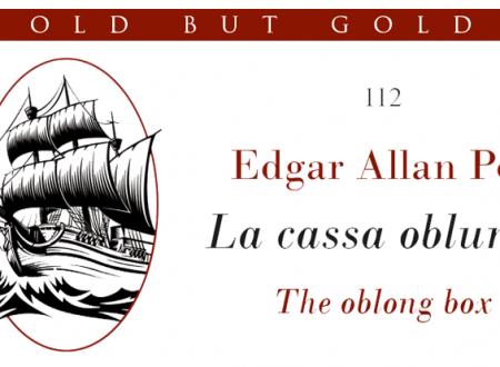 Old but gold: La cassa oblunga di Edgar Allan Poe (Leone Editore)