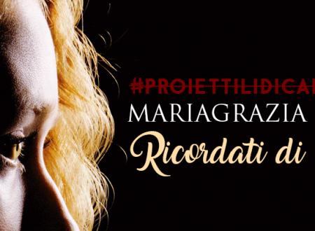 #proiettilidicarta: Ricordati di me di Mariagrazia Pia (Leone Editore)