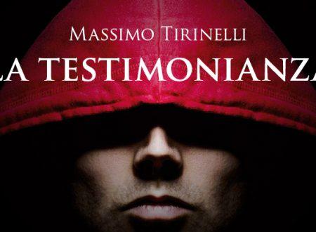 #proiettilidicarta: La testimonianza di Massimo Tirinelli