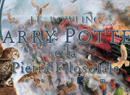 Tea time: Harry Potter e la pietra filosofale (ed. illustrata)