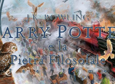 Tea time: Harry Potter e la pietra filosofale (ed. illustrata)