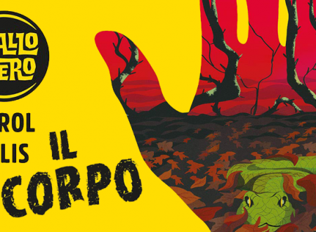 Let's talk about: Il corpo di Carol Ellis (Piemme)