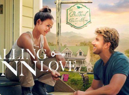 Paper Corn: Falling Inn Love di Roger Kumble (2020)