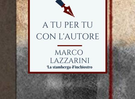 A tu per tu con Marco Lazzarini