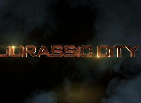 Paper Corn: Jurassic City di Sean Cain (2015)