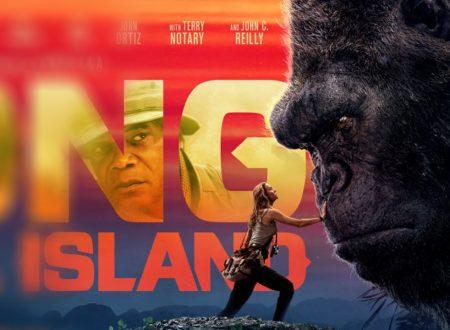 Paper Corn: Kong Skull Island di Jordan Vogt-Roberts (2017)
