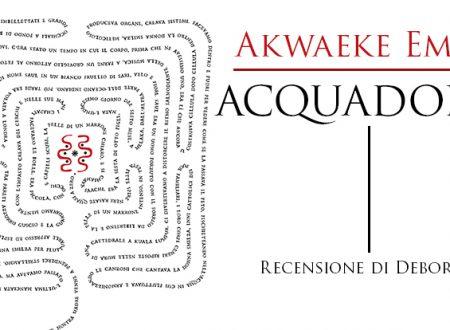 Acquadolce di Akwake Emezi | Recensione di Deborah