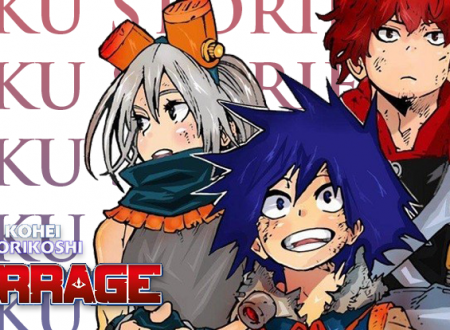 Inku Stories #57: Barrage di Kohei Horikoshi (Edizioni Star Comics)