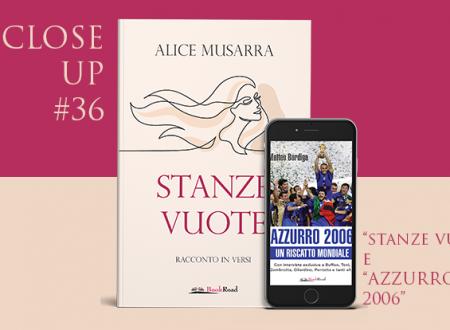 Close-Up #36: Stanze vuote e Azzurro 2006 (BookRoad)
