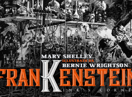 INK'S CORNER: Frankenstein di Mary Shelley (Oscar Ink)