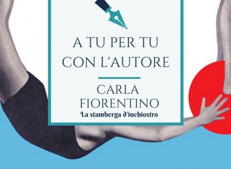 A tu per tu con Carla Fiorentino