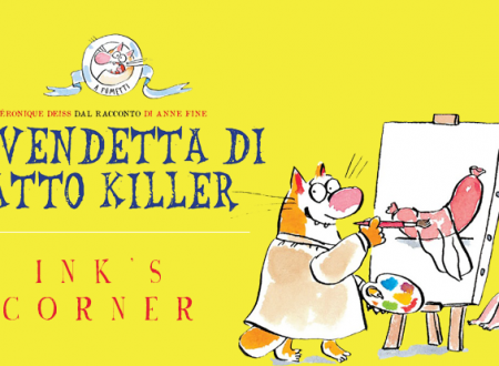 INK'S CORNER: La vendetta di gatto killer di Anne Fine (Sonda)
