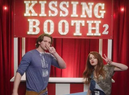 Paper Corn: The Kissing Booth 2 di Vince Marcello (2020)