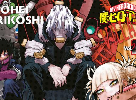 Inku Stories #60: My Hero Academia vol. 24 di Kohei Horikoshi