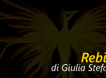 BLOG TOUR: Rebirth di Giulia Stefanini – Presentazione