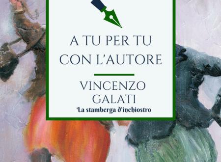 A tu per tu con Vincenzo Galati