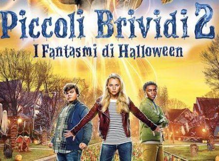 Paper corn: Piccoli brividi 2 – I fantasmi di Halloween di Ari Sandel (2018)