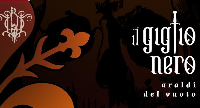 Araldi del vuoto: La Biblioteca di Lovecraft. Il giglio nero (Edizioni Arcoiris)