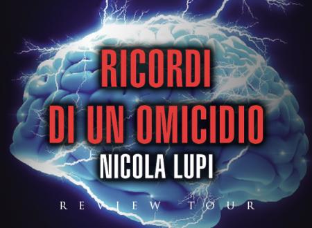 Review Tour: Ricordi di un omicidio di Nicola Lupi (BookRoad)