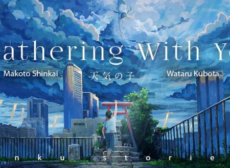 Inku Stories: Weathering with you di Makoto Shinkai e Wataru Kubota