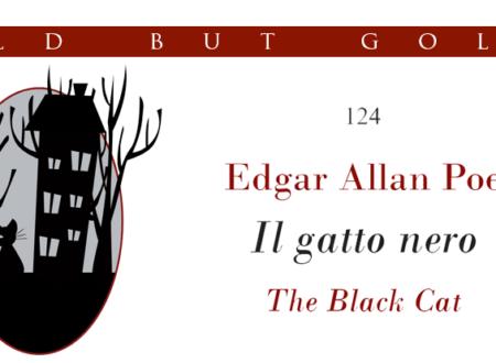 Old but gold: Il gatto nero di Edgar Allan Poe (Leone Editore)