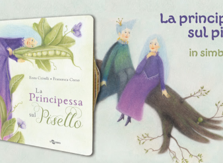 Pensieri di china: La principessa sul pisello di E. Crivelli e F. Corso