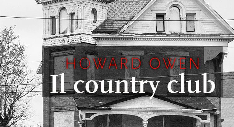Il country club di Howard Owen   Recensione di Deborah
